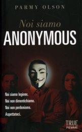 Noi Siamo Anonymous - Libro