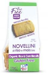 Novellini di Riso e Mais Senza Lievito - 175g