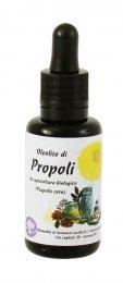 Oleolito di Propoli - Resina