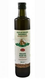 Olio di Semi di Canapa Biologico - Hemp Seed Oil