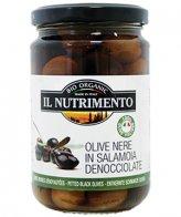 Olive Nere in Salamoia Denocciolata