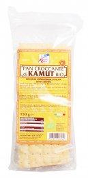 Pan Croccante di Kamut Bio senza Lievito