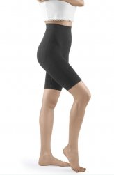 Pantaloncino Snellente Anti Cellulite Push Up - LXL Nero