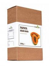 Papaya Disidratata senza Zucchero
