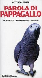 Parola di Pappagallo - Libro