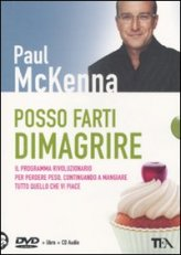 Posso Farti Dimagrire - DVD + Opuscolo + CD Audio