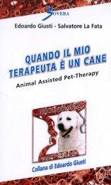 Quando il mio Terapeuta è un Cane - Libro