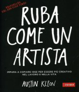 Ruba Come un Artista - Libro