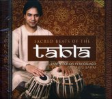 Sacred Beats of the Tabla - CD