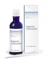 Santè Colloidal Silver 20 ppm - 200 ml