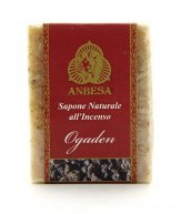 Ogaden - Sapone Naturale all'Incenso