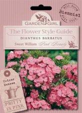 Semi di Dianthus Barbatus - Sweet William Pink Beauty