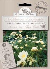 Semi di Eschscholzia Californica - California Poppy Ivory Castle