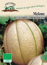 Semi di Melone Retato degli Ortolani - 4 gr - BU037