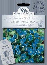 Semi di Phacelia Campanula - Desert Blue Bell