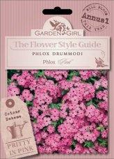 Semi di Phlox Drummodi - Phlox Pink