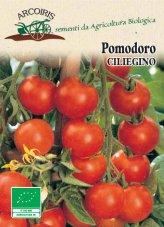 Semi di Pomodoro Ciliegino - 0,5 gr - BU036