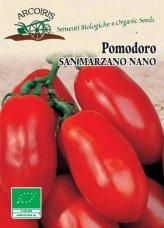 Semi di Pomodoro San Marzano Nano - 0,3 gr - BU054