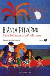 Sette Robinson su un'Isola Matta - Libro