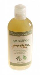 Shampoo con il 5% di Sapone di Aleppo - Lavaggi Frequenti