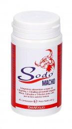 Sodo Macho - 60 Compresse