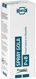 Spray Gola alla Propoli e Boswellia P+B