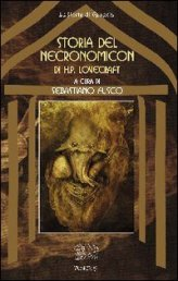 Storia del Necronomicon di H.P. Lovecraft