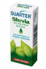 Suaviter Stevia - Gocce - 20 ml