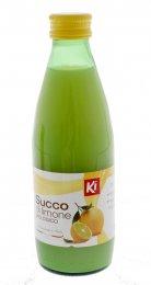 Succo di Limone Biologico