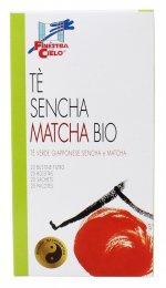 Tè Sencha Matcha Bio