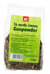 Tè Verde Cinese Gunpowder