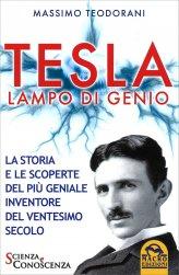 Tesla Lampo di Genio - Libro