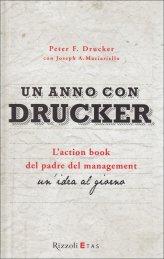 Un Anno con Drucker - Libro