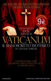 Vaticanum - Il Manoscritto Esoterico