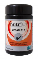 Vegan B12 - 60 Compresse