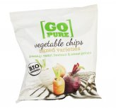 Chips di Verdura Salate - Vegetable Chips