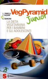 Vegpyramid Junior - Libro