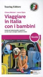 Viaggiare in Italia con i Bambini - Libro