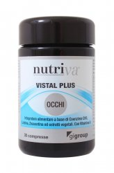 Vistal Plus Occhi - 30 Compresse