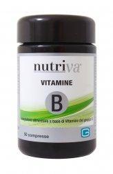 Vitamine B - 50 Compresse
