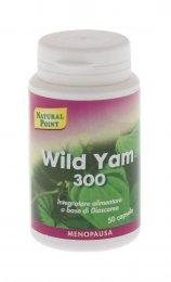 Wild Yam 300 - 50 Capsule