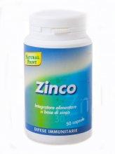 Integratore di Zinco - 50 capsule