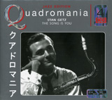 Stan Getz - 4CD (222432) - The Song is You