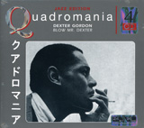 Dexter Gordon - 4CD (222435) - Blow Mr. Dexter