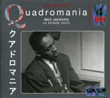 Milt Jackson - 4CD (222446) - La Ronde Suite