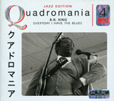 B.B. King - 4CD (222452) - Everyday I Have The Blues