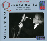 Gerry Mulligan - 4CD (222463) - My Funny Valentine