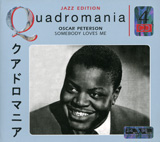 Oscar Peterson - 4CD (222468) - Somebody Loves Me
