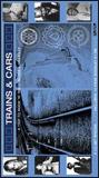 Trains & Cars - 4CD (222687)