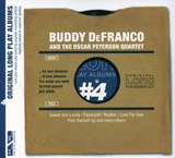 Buddy DeFranco And The Oscar Peterson Quartet (222969)